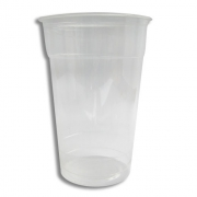 Gobelet PLA transparent 560ml